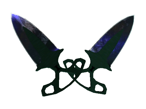 Shadow Daggers | Doppler (Factory new)