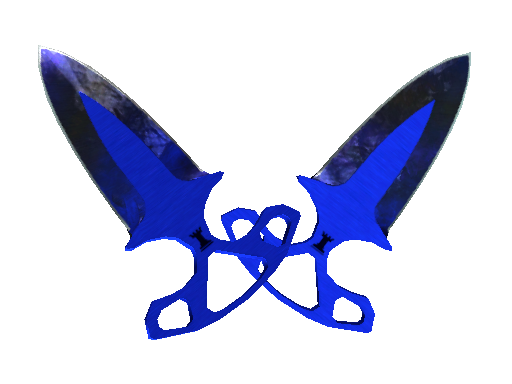 Shadow Daggers | Doppler (Mininal Wear)