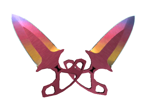 Shadow Daggers | Fade (Factory new)