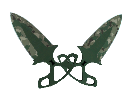 Shadow Daggers | Forest DDPAT (Field-Tested)