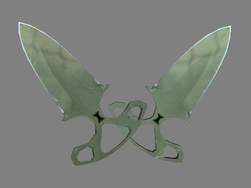 Shadow Daggers | Safari Mesh (Field-Tested)