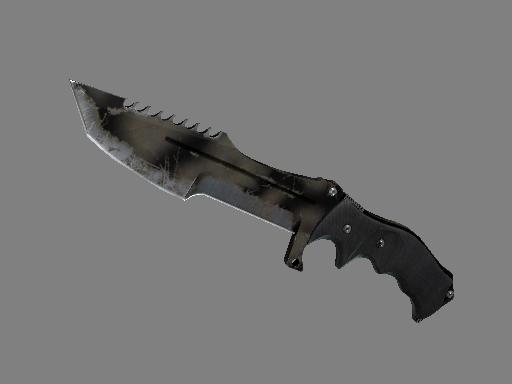 Huntsman Knife | Scorched (Battle-Scarred)