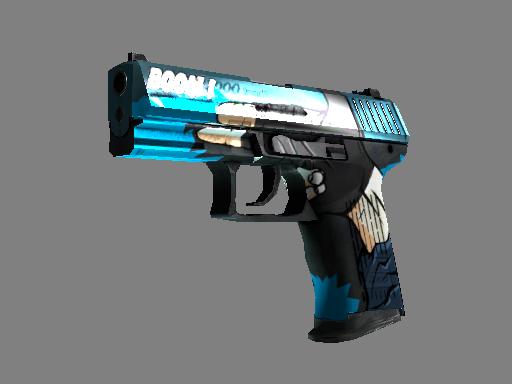 P2000   Handgun (Factory new)