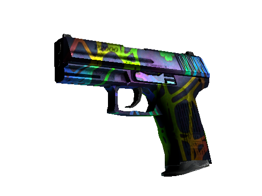 P2000 | Acid Etched (Field-Tested)