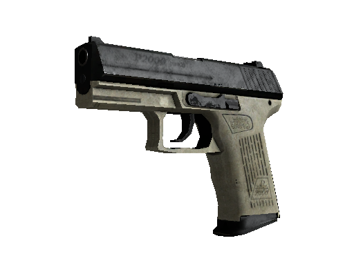 P2000 | Ivory (Battle-Scarred)