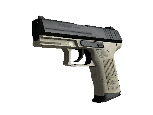 P2000 | Ivory (Factory new)