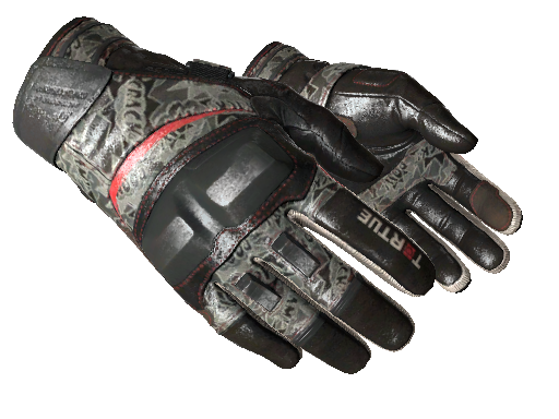Moto Gloves | Boom! (Factory new)