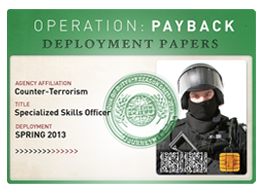 Operation Payback Pass (Factory new)