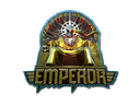 Sticker | Emperor (Foil)