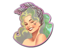 Sticker | Ivette (Holo)