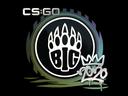 Sticker | BIG | 2020 RMR