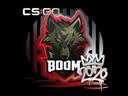 Sticker   Boom   2020 RMR