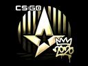 Sticker   Astralis (Gold)   2020 RMR