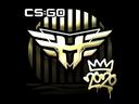 Sticker | Heroic (Gold) | 2020 RMR