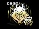 Sticker   G2 (Gold)   2020 RMR