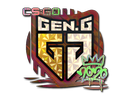 Sticker | Gen.G (Holo) | 2020 RMR