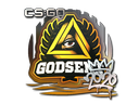 Sticker   GODSENT   2020 RMR