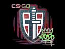 Sticker   ESPADA (Holo)   2020 RMR