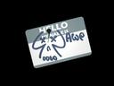Sticker   Hello AWP