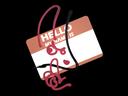 Sticker   Hello M4A1-S