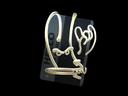 Sticker | Hello M4A4 (Gold)