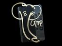 Sticker | Hello UMP-45 (Gold)