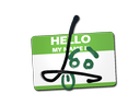 Sticker | Hello SG 553