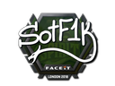 Sticker | S0tF1k | London 2018