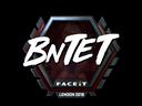 Sticker | BnTeT (Foil) | London 2018