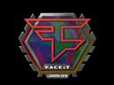 Sticker   FaZe Clan (Holo)   London 2018