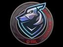 Sticker | Grayhound Gaming (Holo) | Katowice 2019