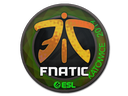 Sticker | Fnatic (Holo) | Katowice 2019