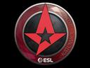 Sticker   Astralis   Katowice 2019