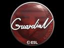 Sticker | GuardiaN | Katowice 2019