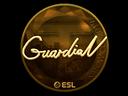Sticker | GuardiaN (Gold) | Katowice 2019