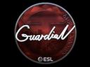 Sticker   GuardiaN (Foil)   Katowice 2019