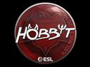 Sticker   Hobbit   Katowice 2019