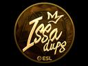 Sticker | ISSAA (Gold) | Katowice 2019