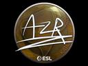 Sticker   AZR   Katowice 2019