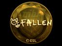 Sticker   FalleN (Gold)   Katowice 2019