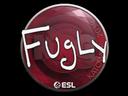 Sticker   FugLy   Katowice 2019