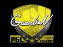 Sticker   GuardiaN   Krakow 2017
