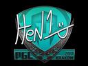 Sticker | HEN1 | Krakow 2017
