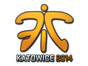 Sticker   Fnatic (Holo)   Katowice 2014