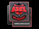 Sticker   HellRaisers   DreamHack 2014