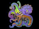 Sticker | Free Hugs (Holo)