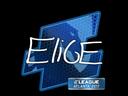 Sticker | EliGE | Atlanta 2017