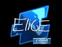 Sticker | EliGE (Foil) | Atlanta 2017