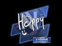 Sticker   Happy   Atlanta 2017