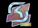 Sticker | SK Gaming (Holo) | Atlanta 2017